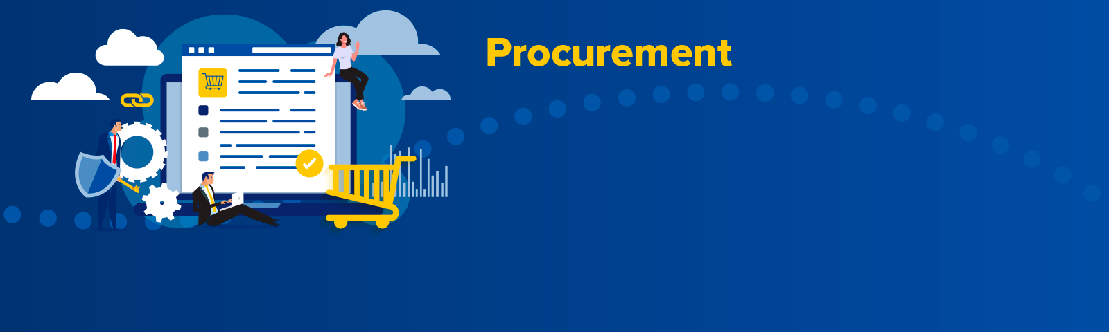 Procurement - ARIBA - SAVE THE DATE – AGENDA is coming