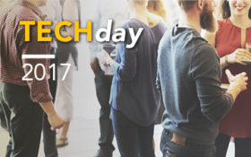TECHday 2017: we have a date!