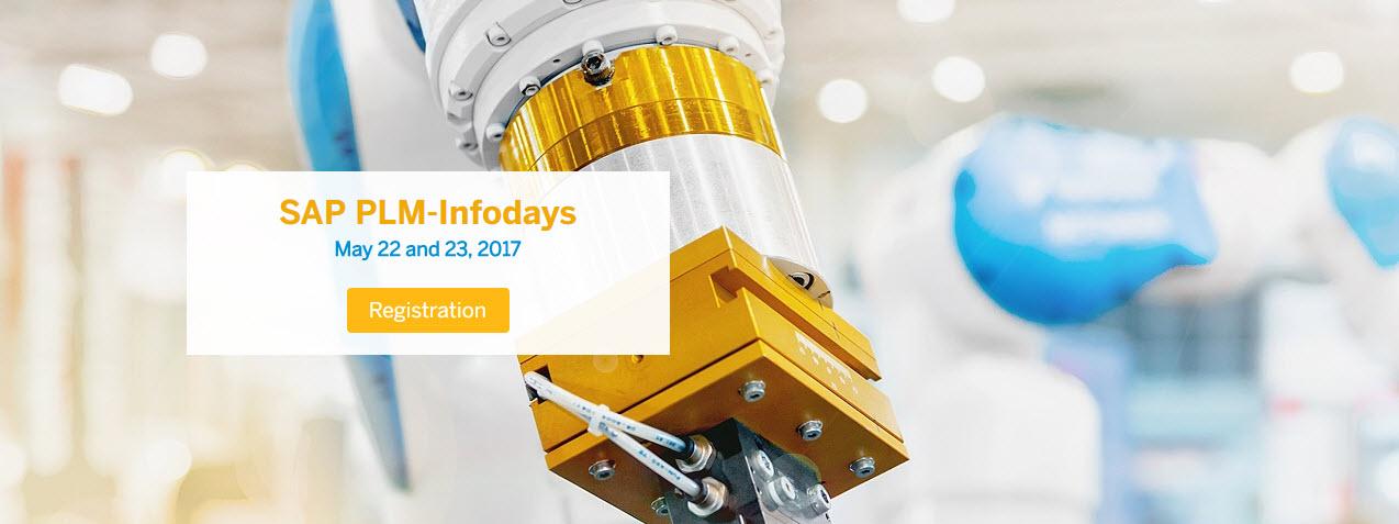SAP PLM-Infodays