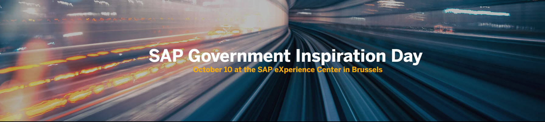 SAP Government Inspiration Day