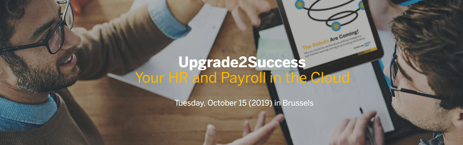Upgrade2Success - Your HR and Payroll in the Cloud