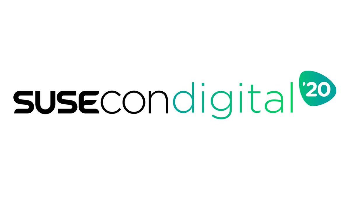 SUSE Webinar: SUSECON Digital 2020