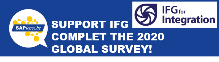 IFG Integration Survey 2020 – Your chance to influence the SAP Integration Roadmap