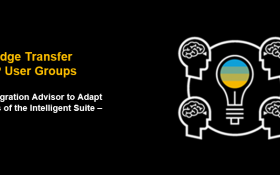 Workshop SAP: Apply Integration Advisor to Adapt Processes of the Intelligent Suite